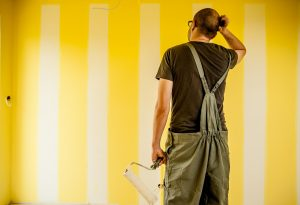 Przygotowanie ścian do malowania. Jak przygotować ściany pod farbę?